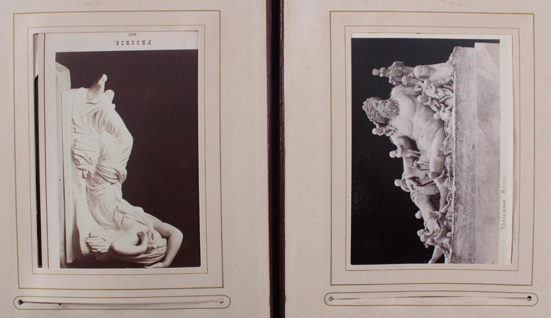 Historismus Fotoalbum um 1880-10