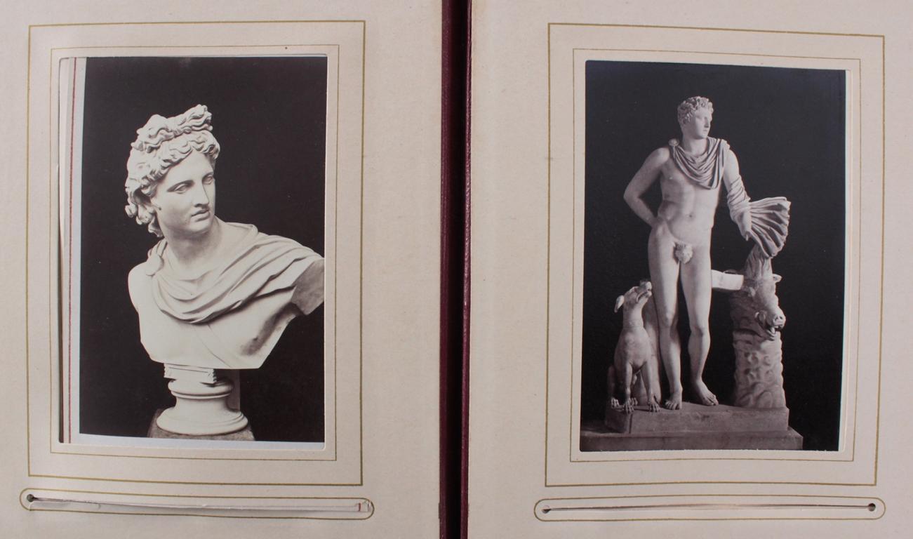 Historismus Fotoalbum um 1880-11