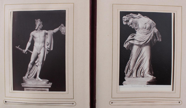 Historismus Fotoalbum um 1880-12