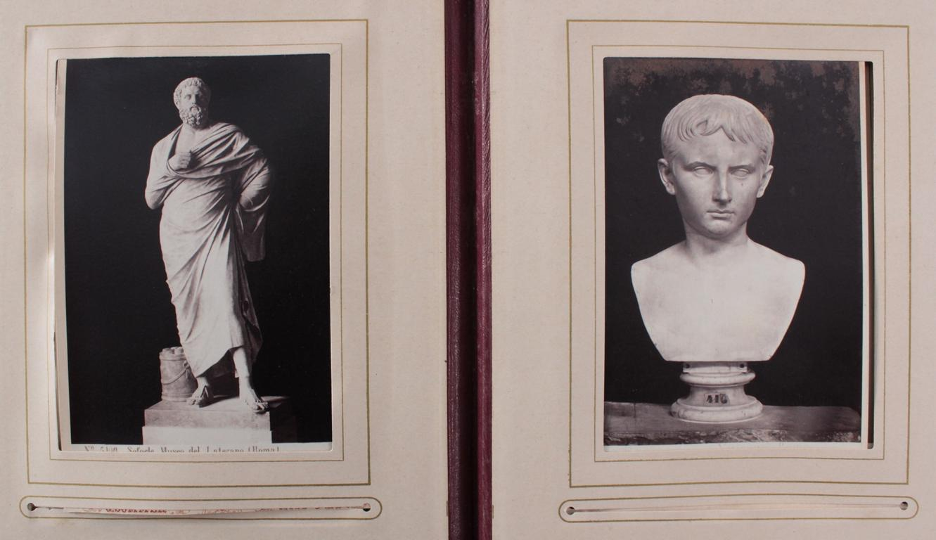 Historismus Fotoalbum um 1880-13