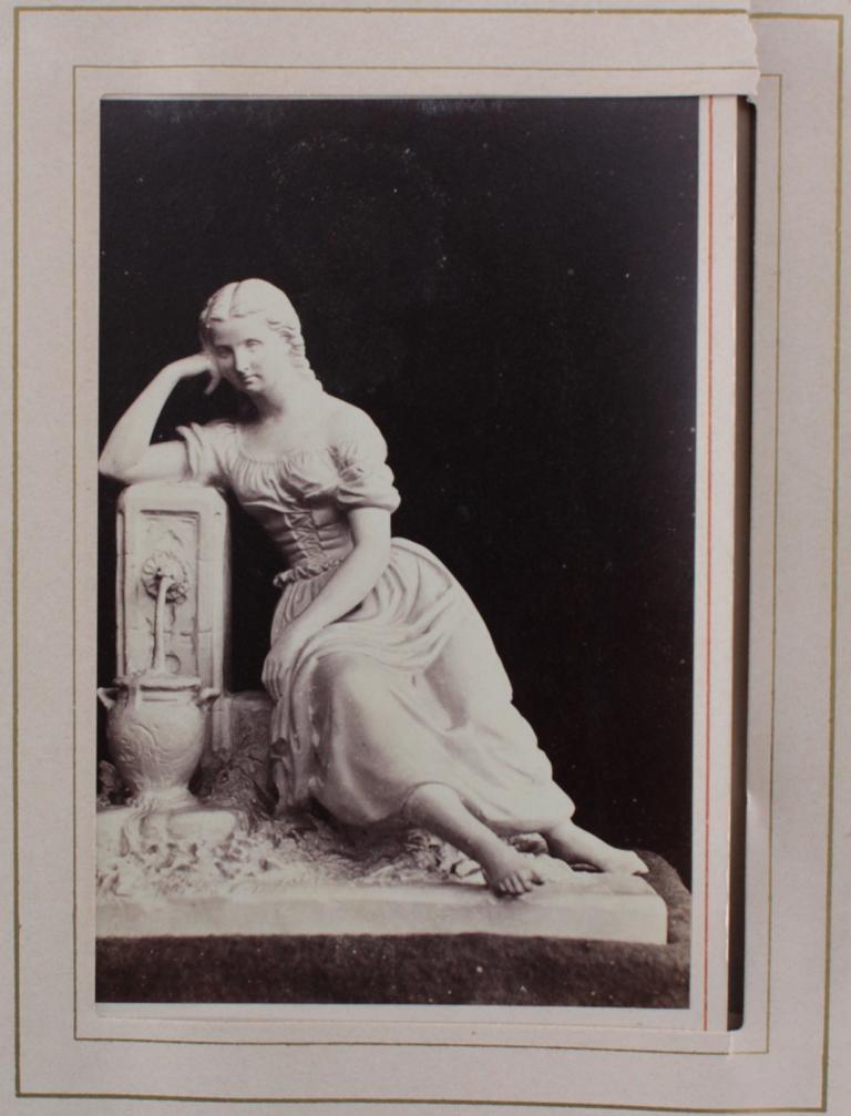 Historismus Fotoalbum um 1880-18