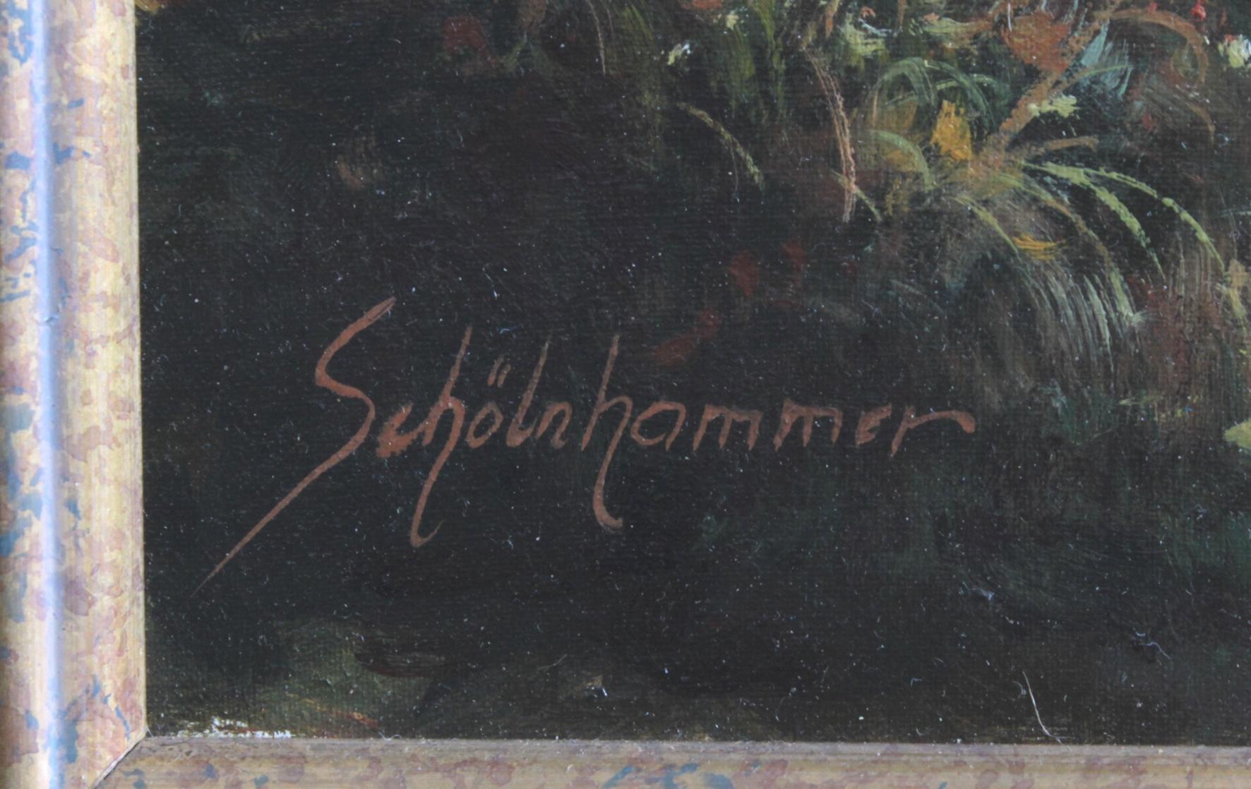 Heinz Schöllnhammer (1940), Weinberg-3