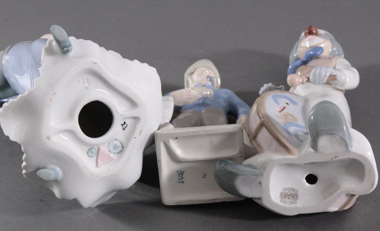 Drei Porzellanfiguren-3