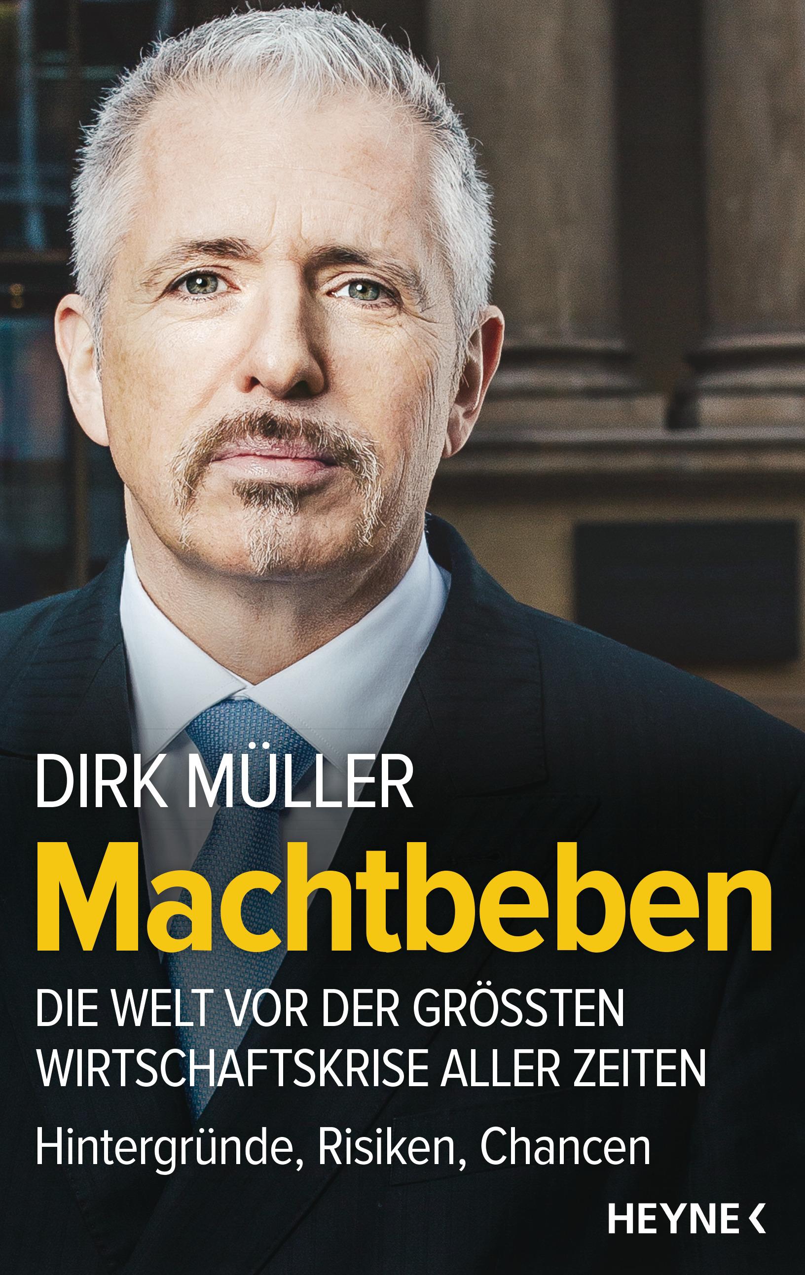 Handsigniertes Buch von Dirk Müller