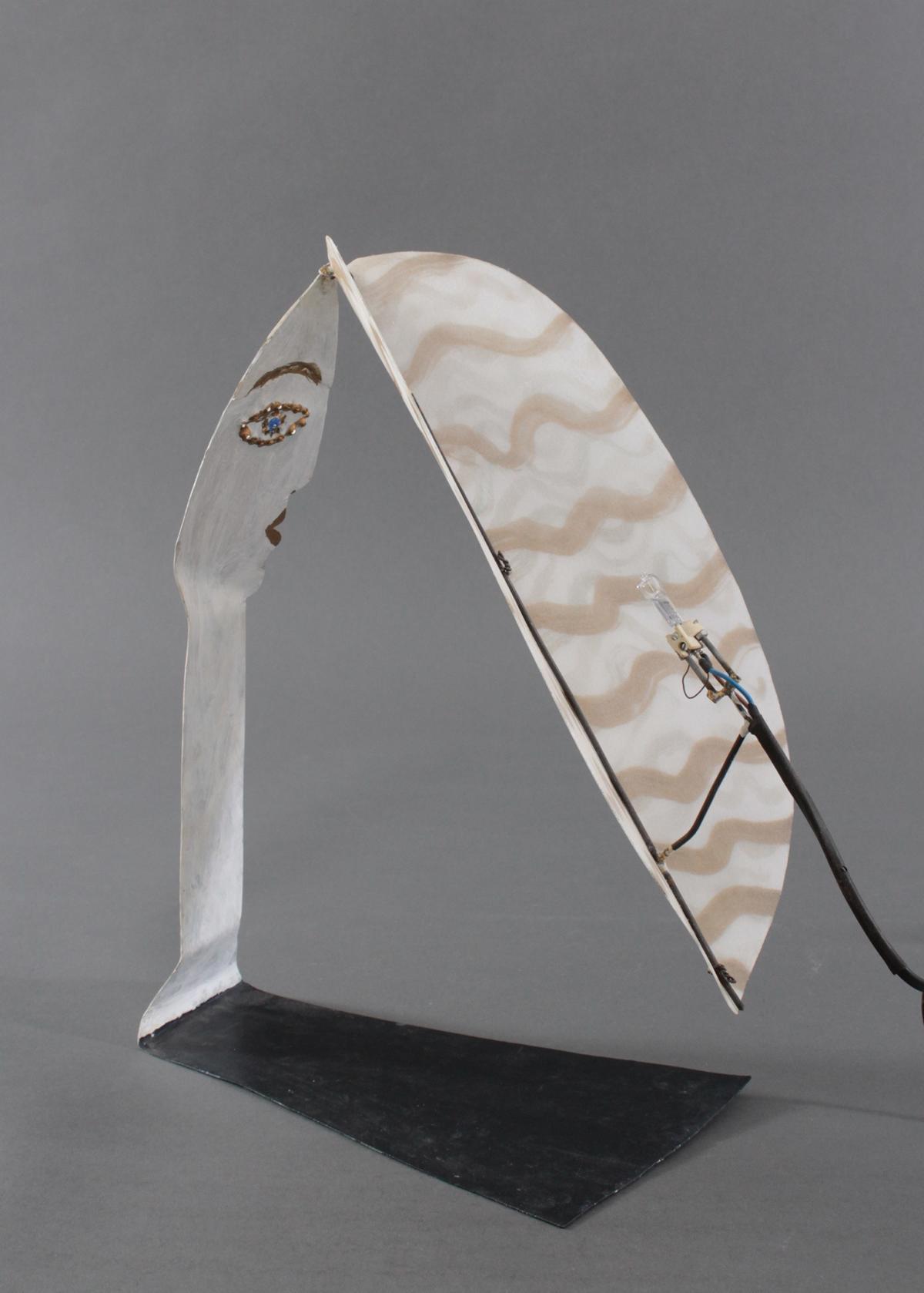 Roland Roure (1940). Licht-Objekt 'Helena' (2012)-5