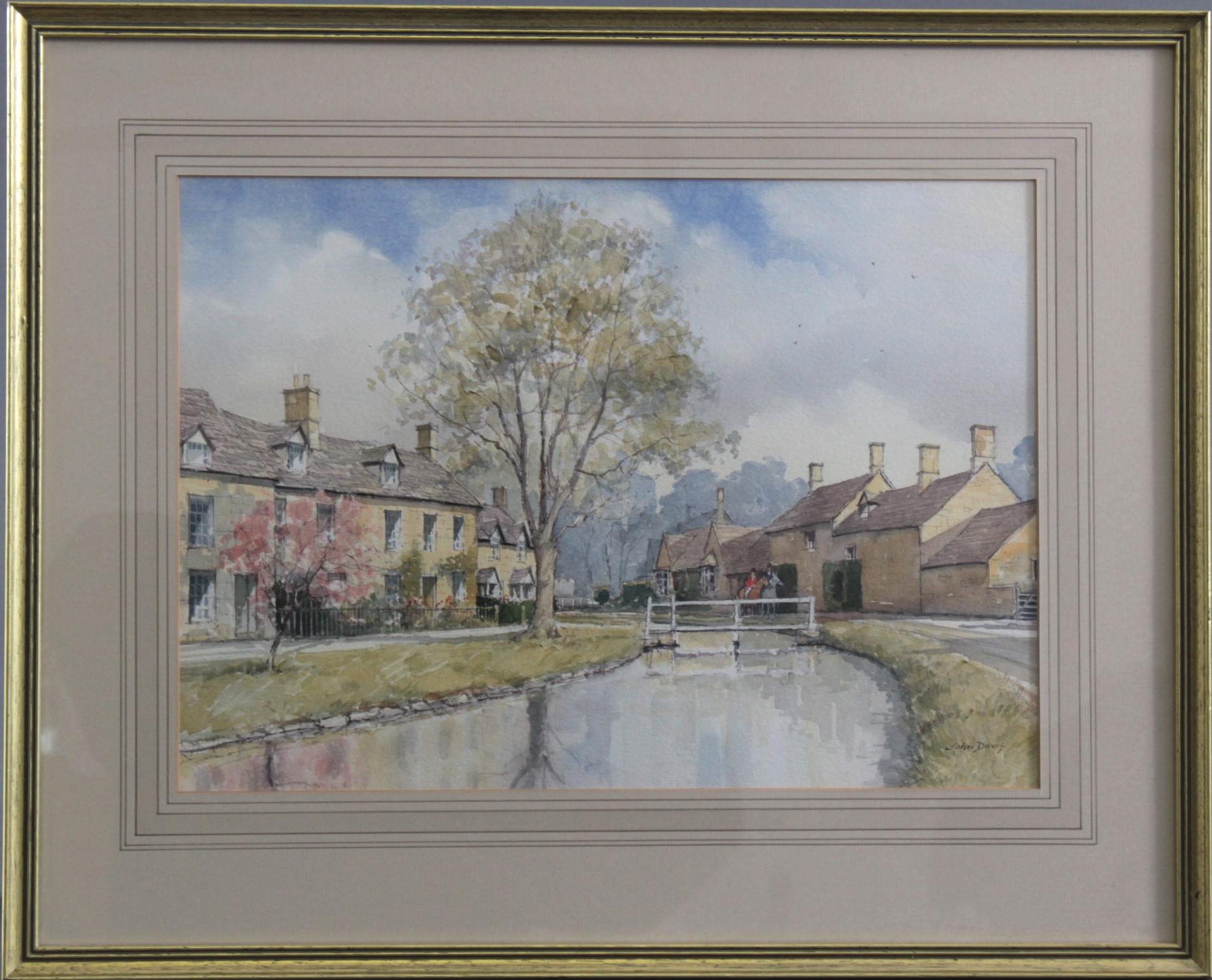 John Davis (XX-XXI) – 'The Village of Stanton'