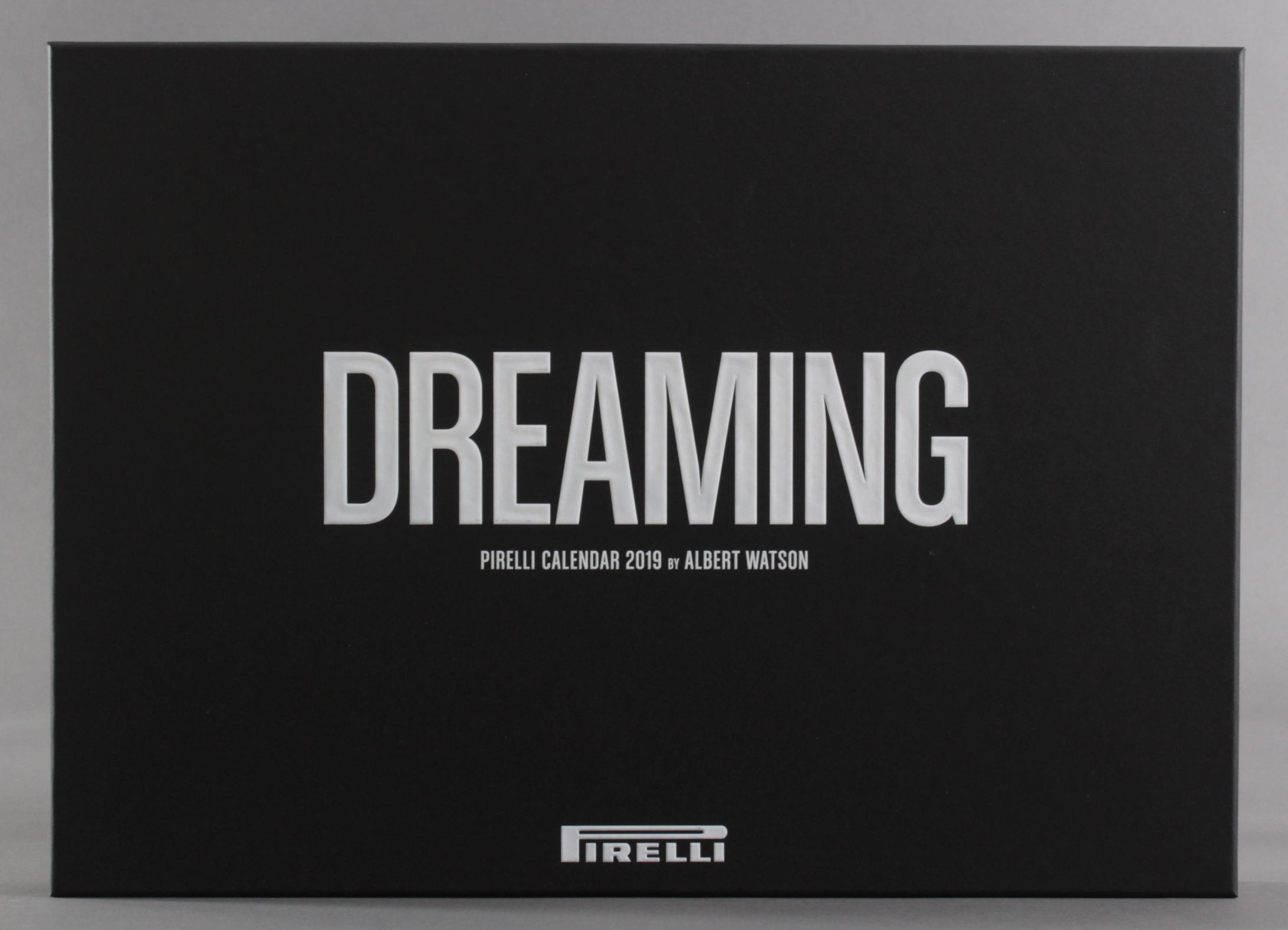 Pirelli Kalender 2019 'Dreaming'