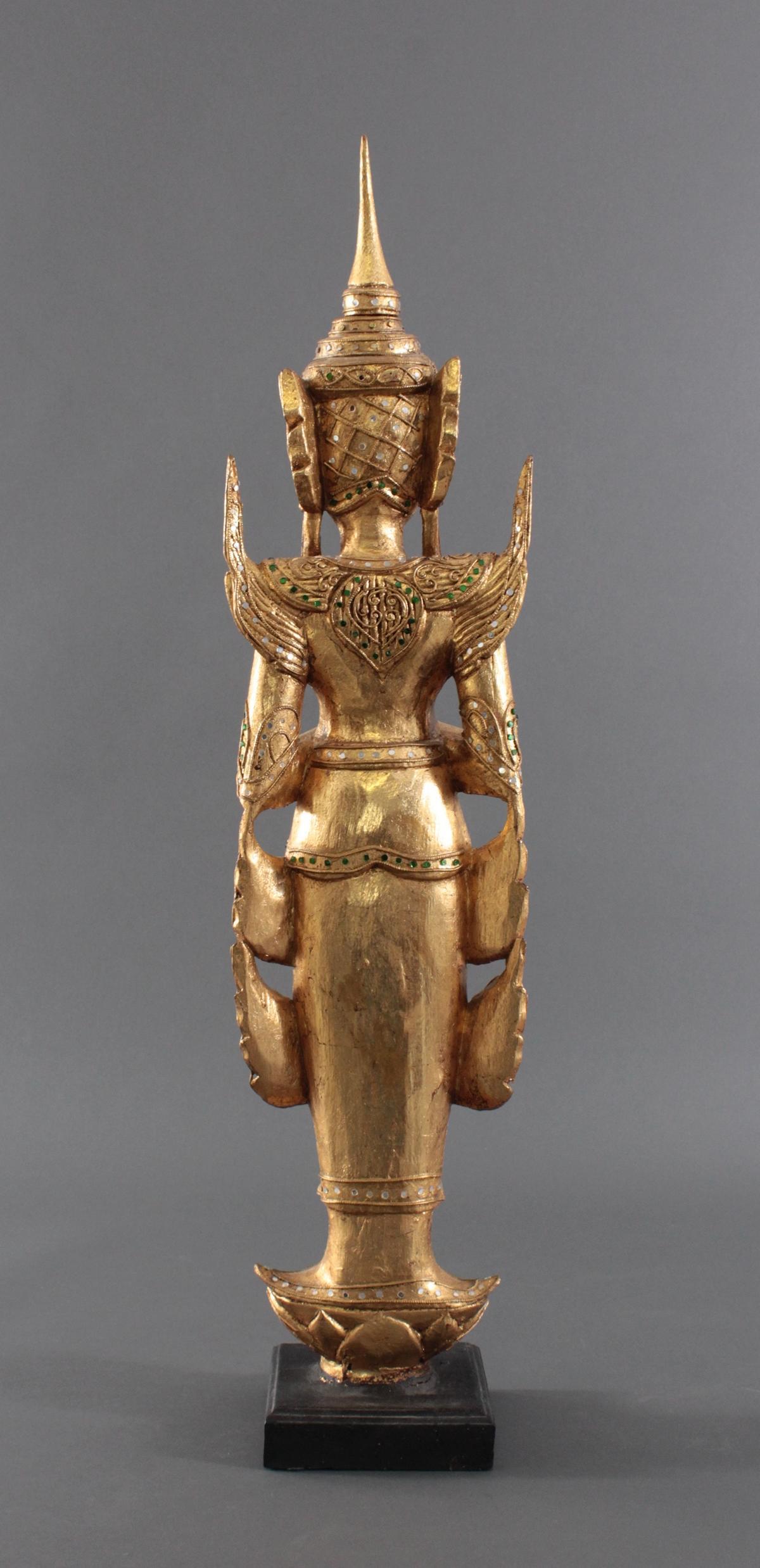 Thailändische Tempelwächter aus der 2. Hälfte des 20. Jahrhunderts-2