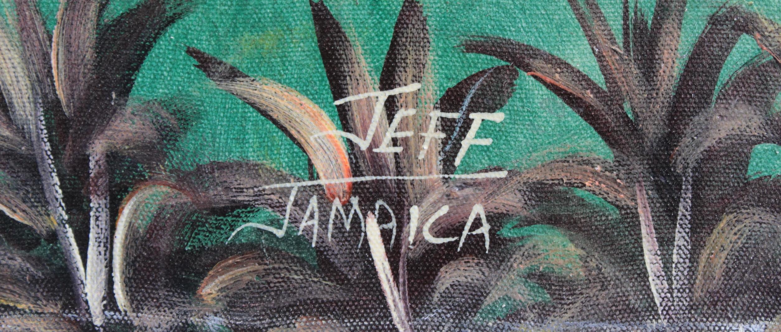 Jeff (XX), 'Jamaica'. Naive Kunst-2