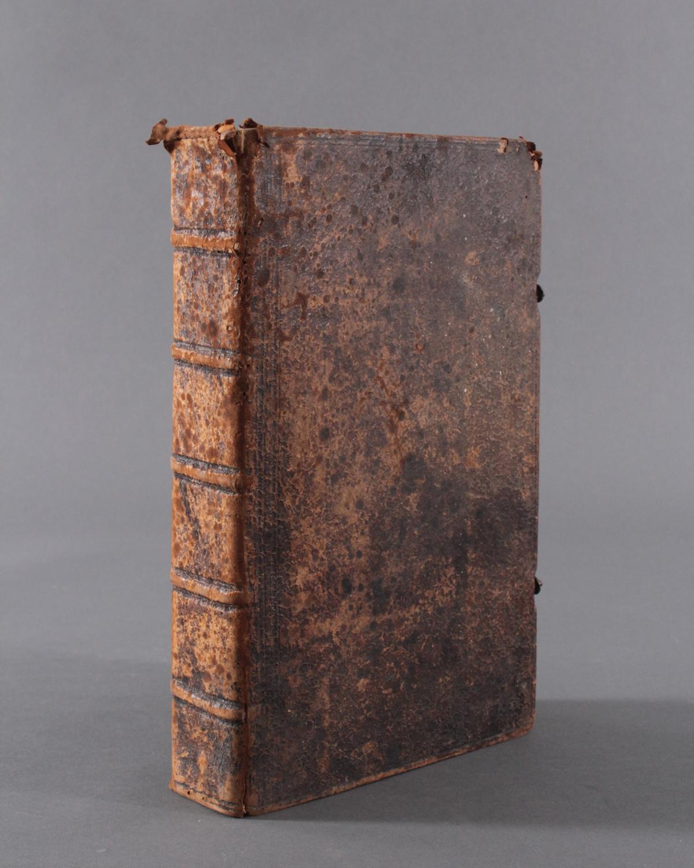 Bibel in 2 Teilen von 1697/98