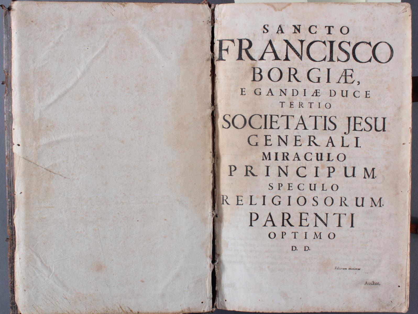 Bibel in 2 Teilen von 1697/98-2