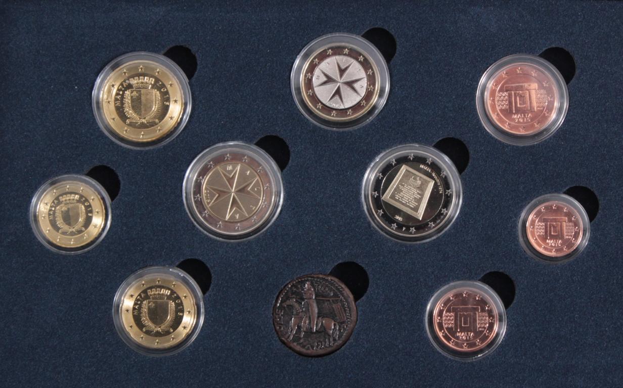 31 Euro KMS, 2018 mit einigen Kleinstaaten und Sondermünzen-2