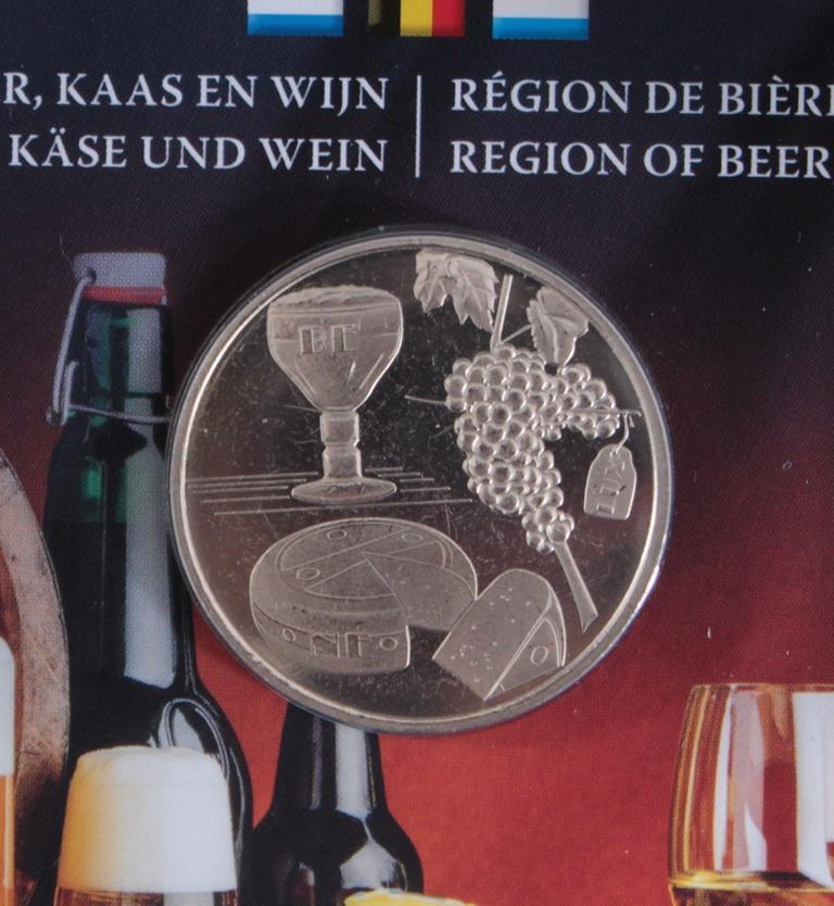 27 Euro KMS, 2016 mit einigen Kleinstaaten und Sondermünzen-4