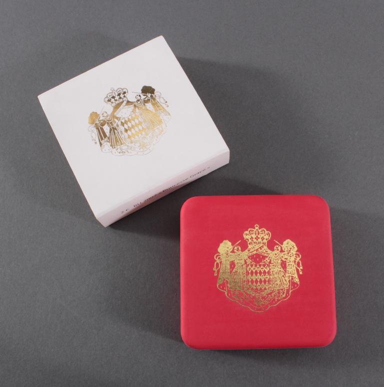 2 Euro Monaco 2007 – Grace Kelly-4