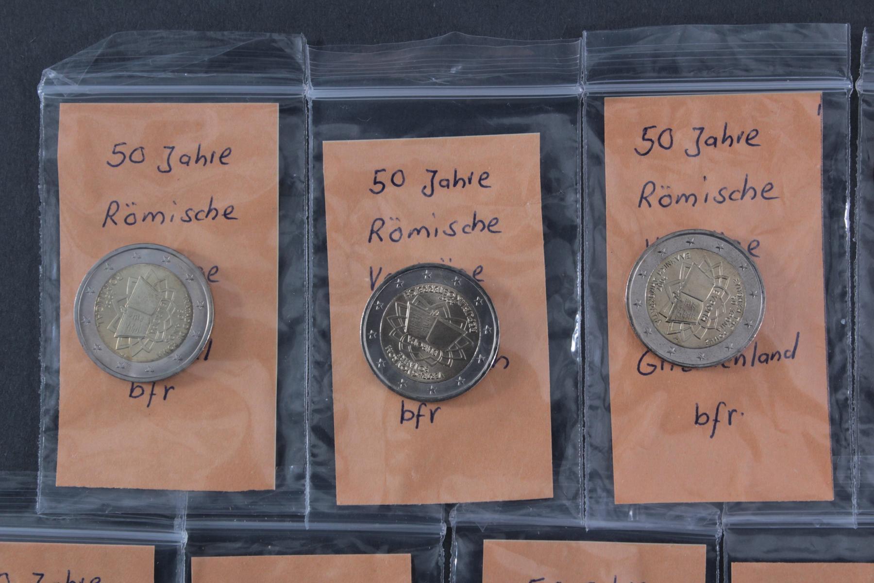 2 Euro 2007 – 50 Jahre Römische Verträge-2