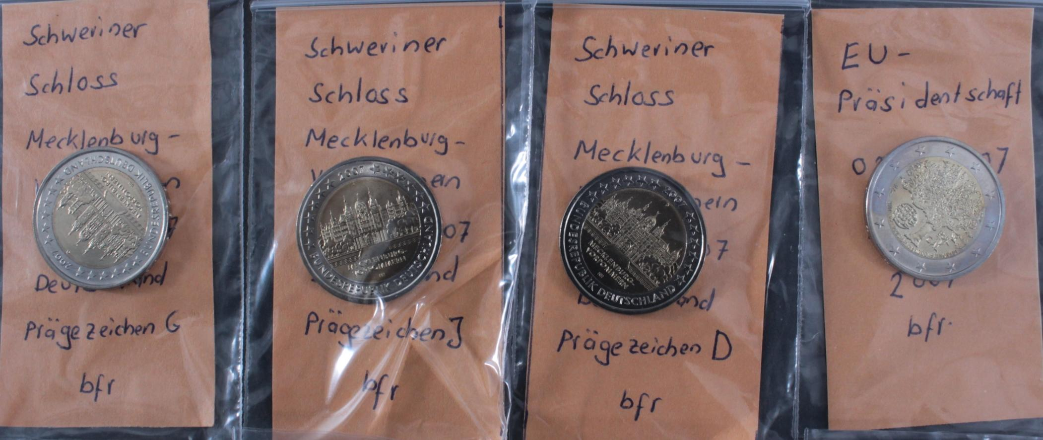 2 Euro 2007 – Sondermünzen-3