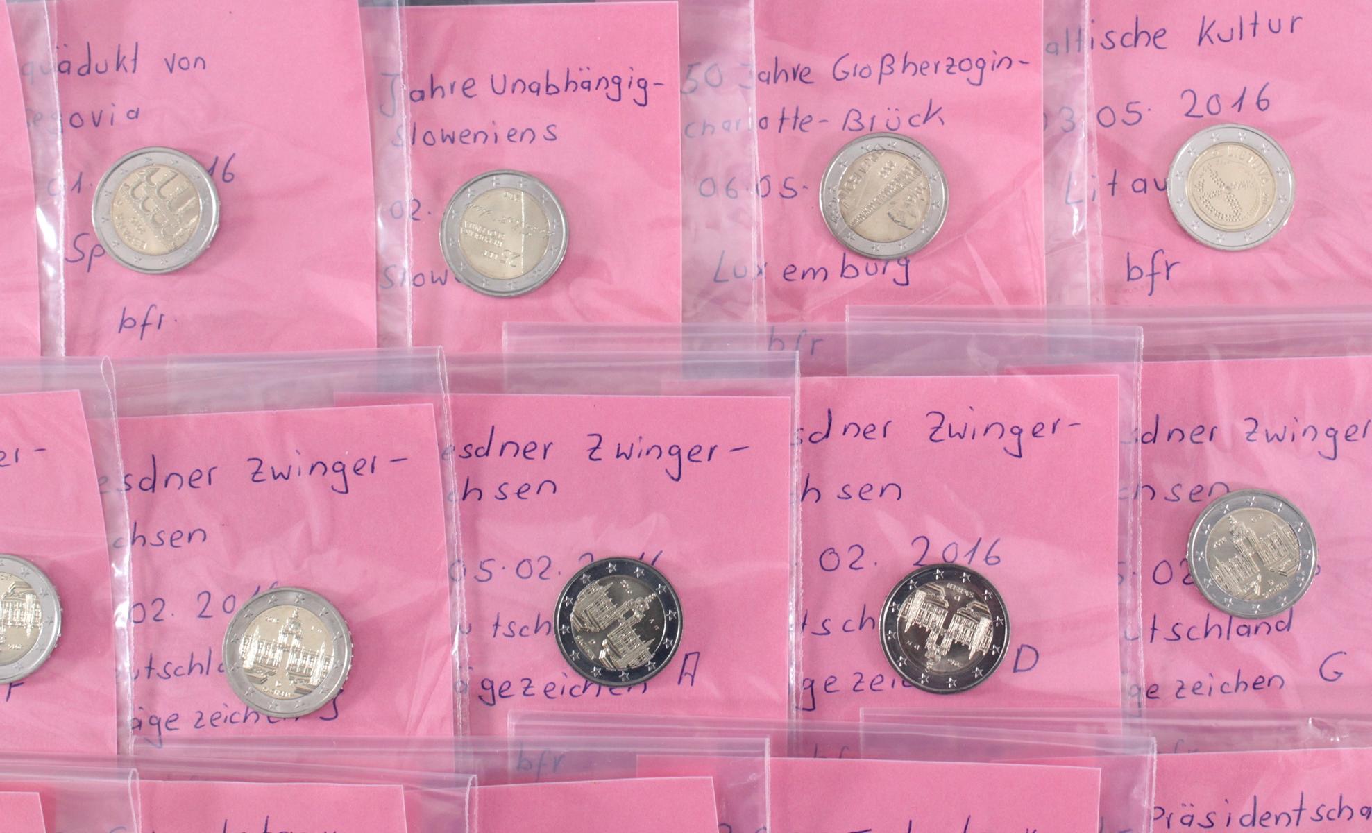 2 Euro 2016 – Sondermünzen-2