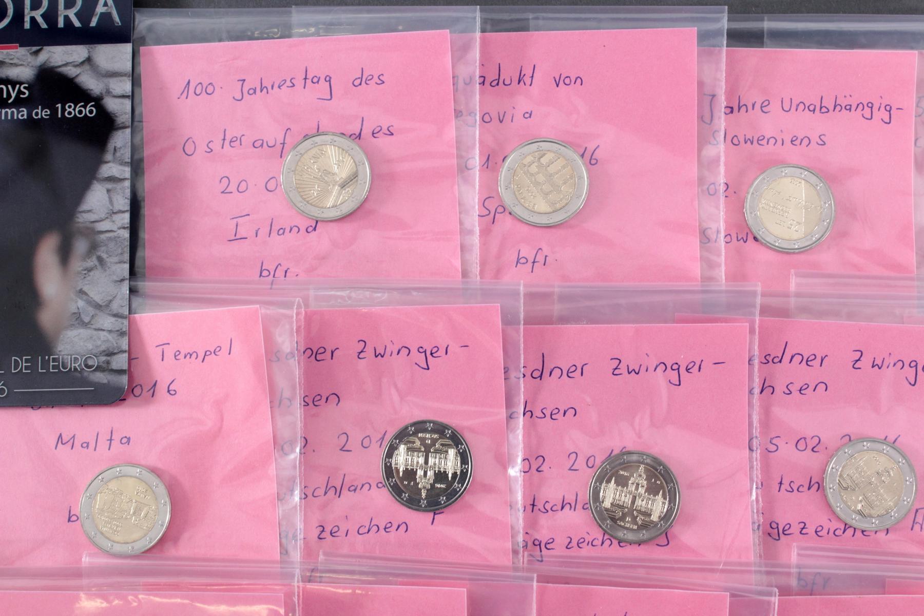 2 Euro 2016 – Sondermünzen-3