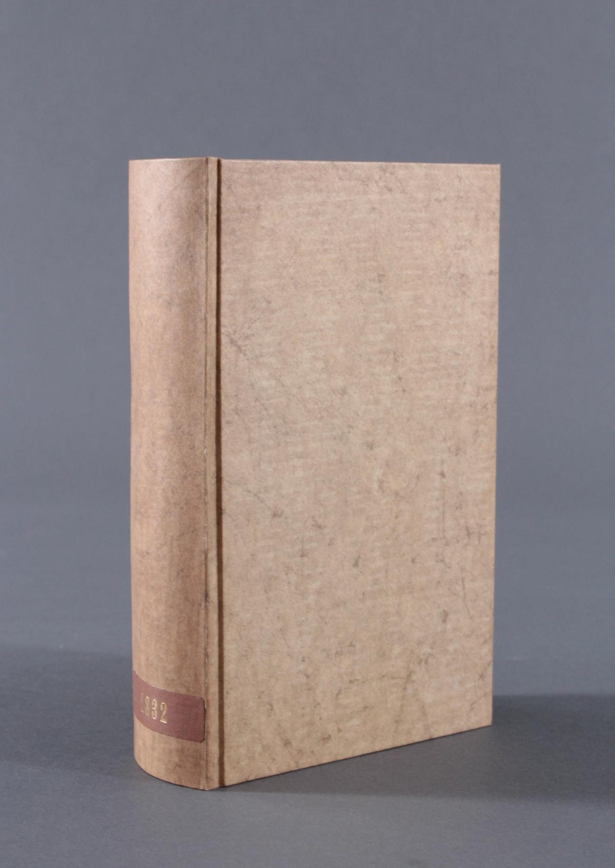 Wörterbuch von 1832, Latein, deutsch, französisch und tschechisch