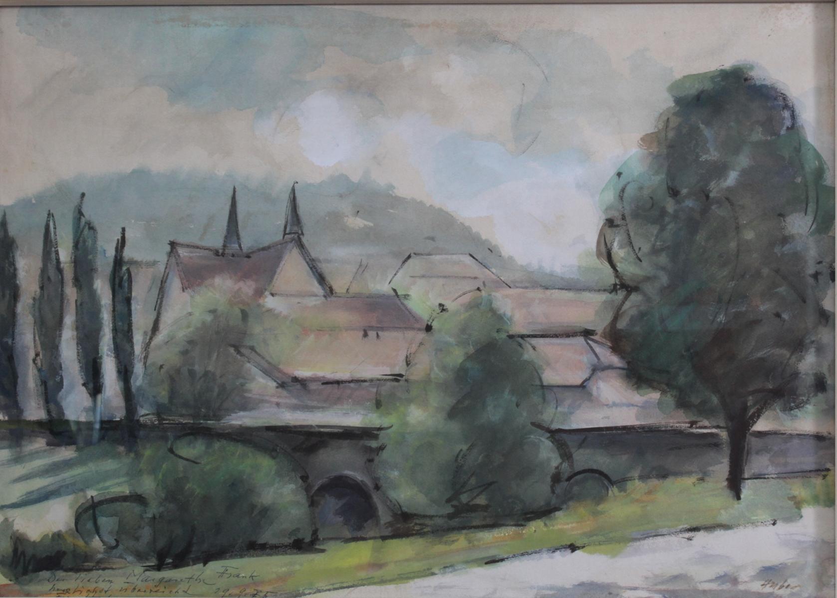 Huber, 'Stadtansicht'-2