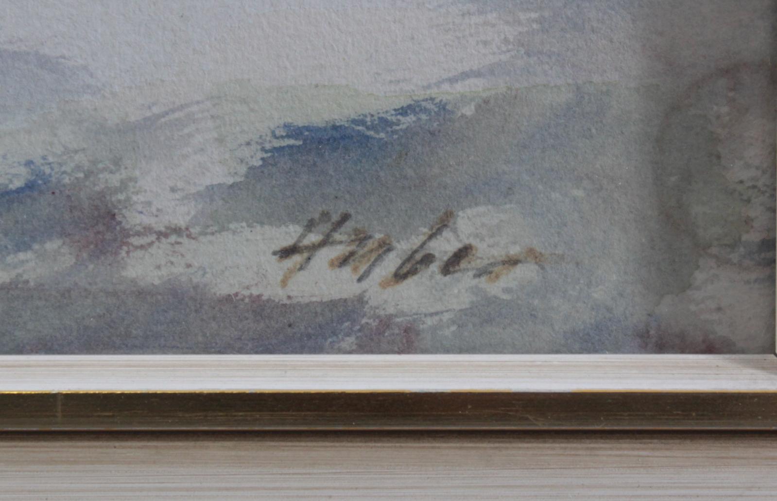 Huber, 'Stadtansicht'-3