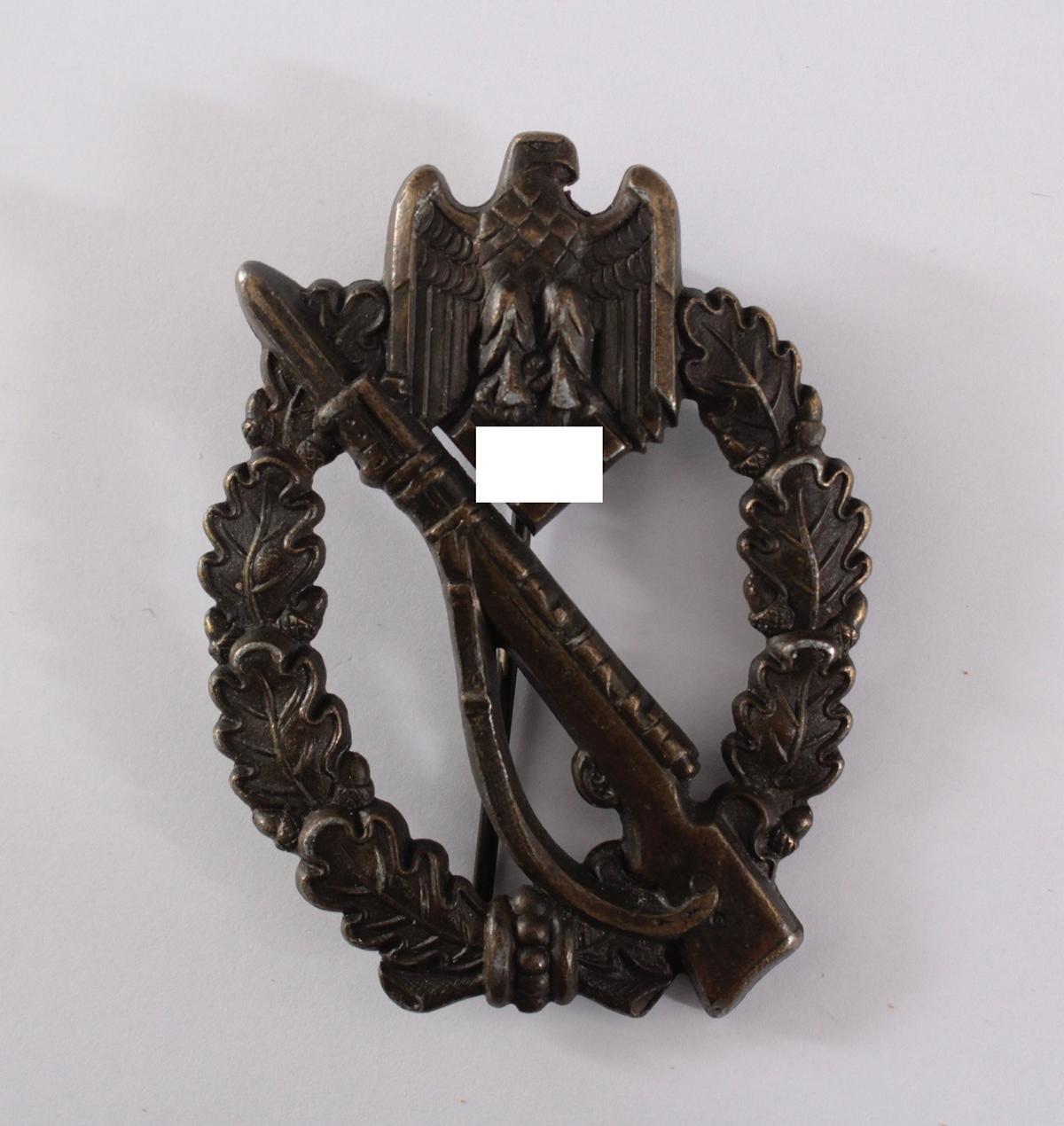 Drittes Reich, Infanterie Sturmabzeichen
