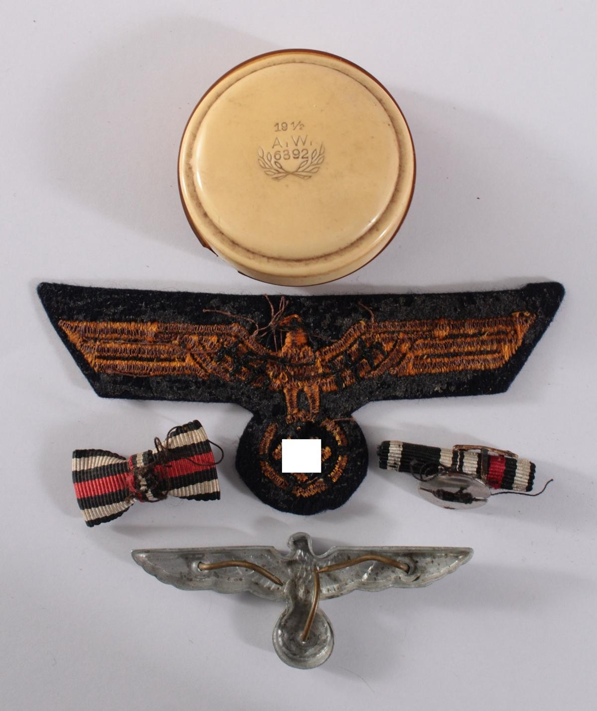 Drittes Reich, Abzeichen und Miniaturspangen-2