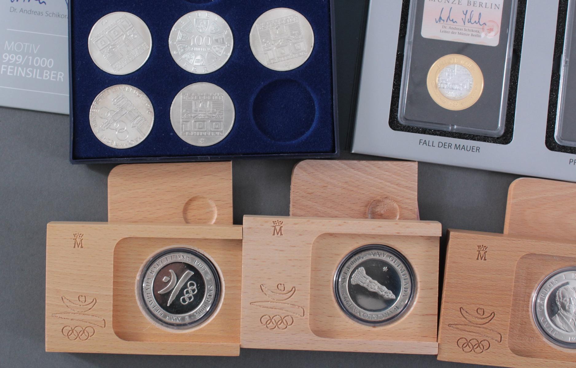 Münzsammlung alle Welt-2