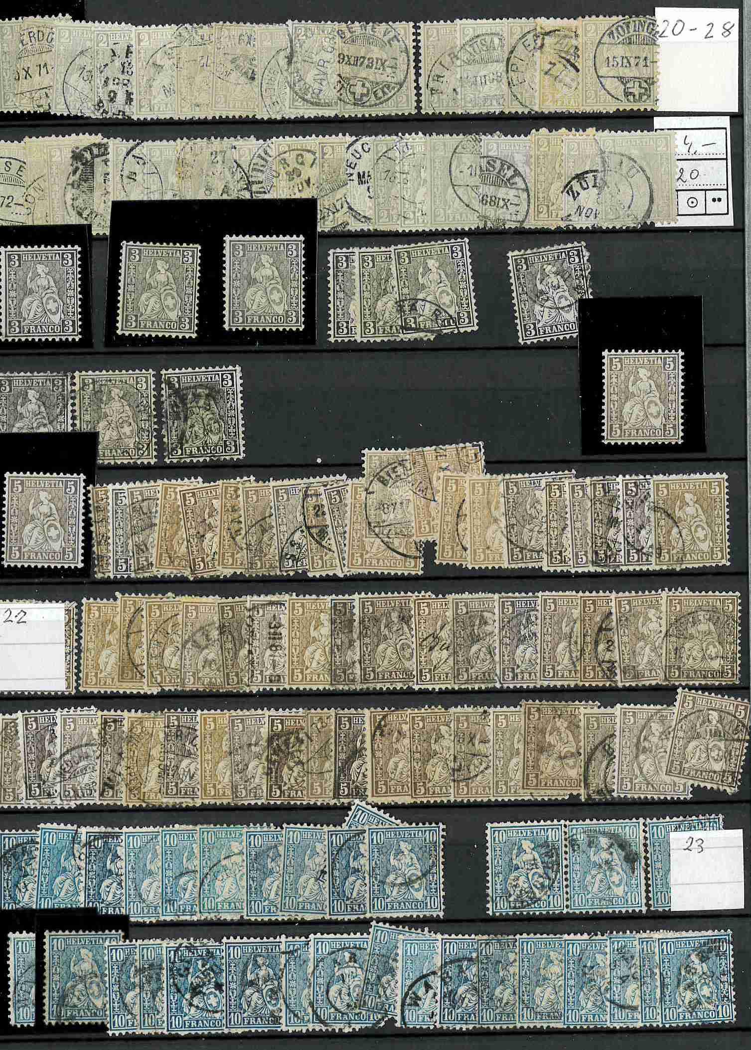 Lagerbestand / Händlerposten Schweiz Michelwert 200.000+ Euro-5