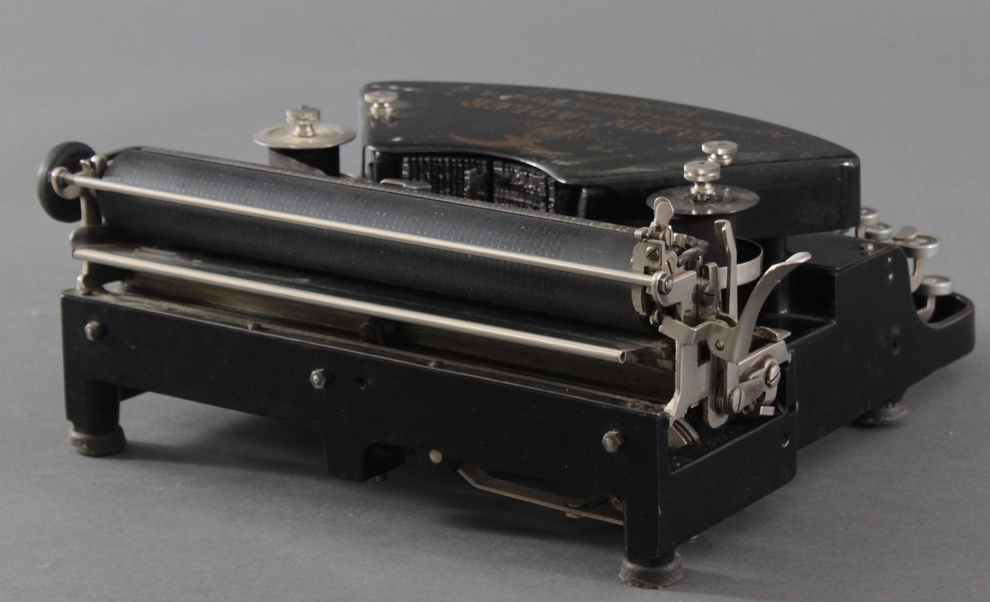 Klein-Adler Schreibmaschine um 1920-3