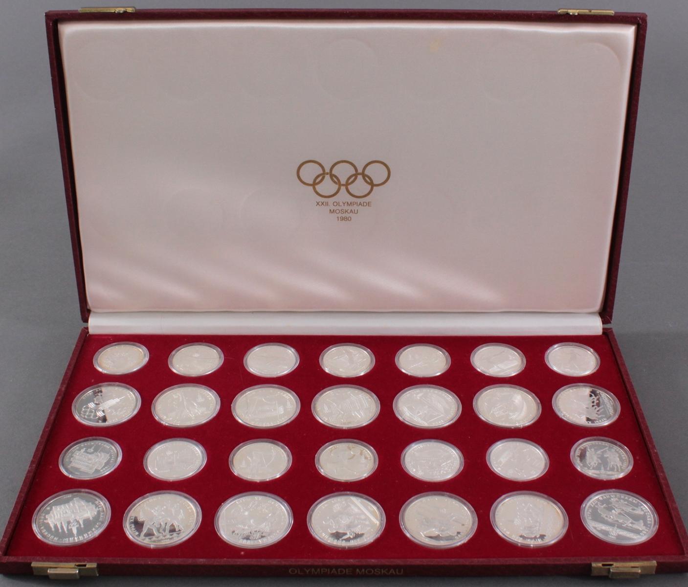Russland, Olympiade Moskau 1980 in PP-5