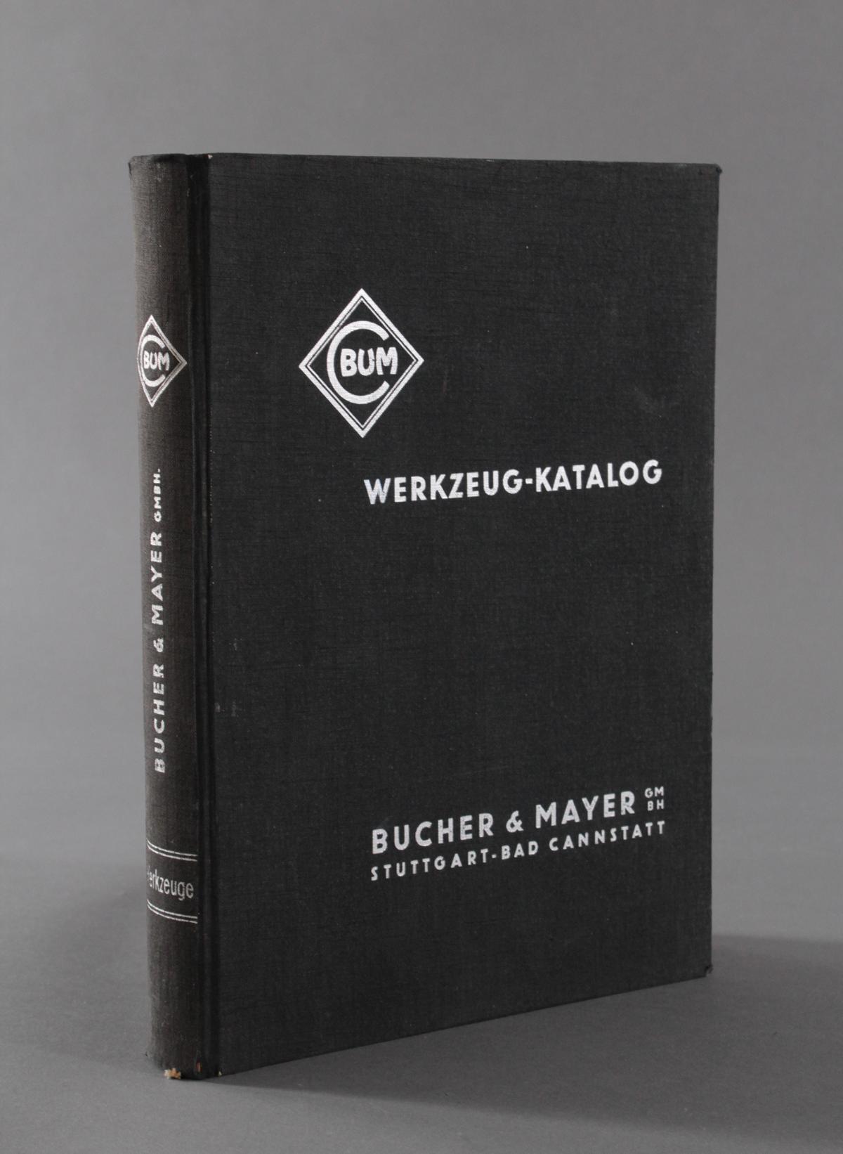 C. Blum Werkzeug Katalog von 1920