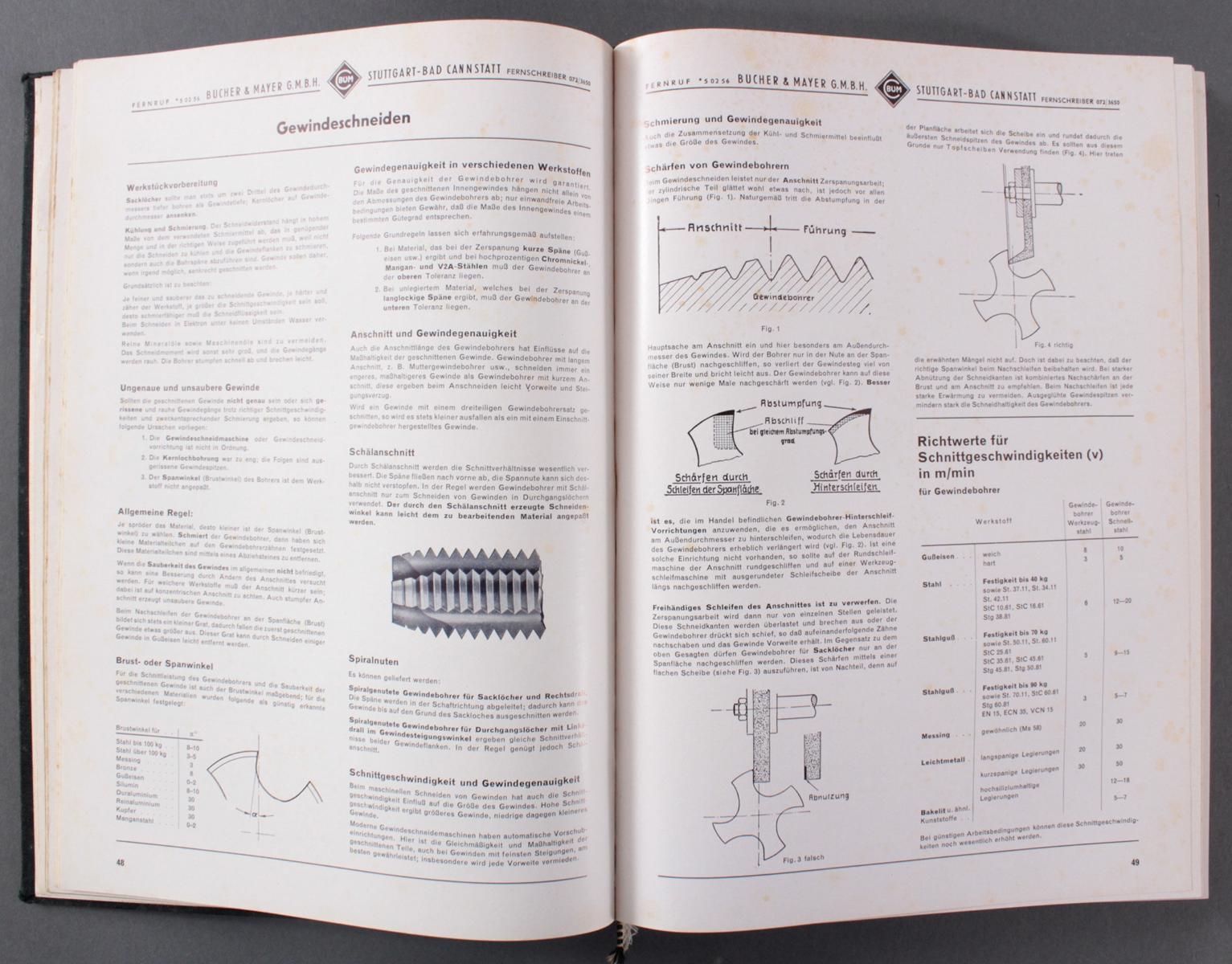 C. Blum Werkzeug Katalog von 1920-2