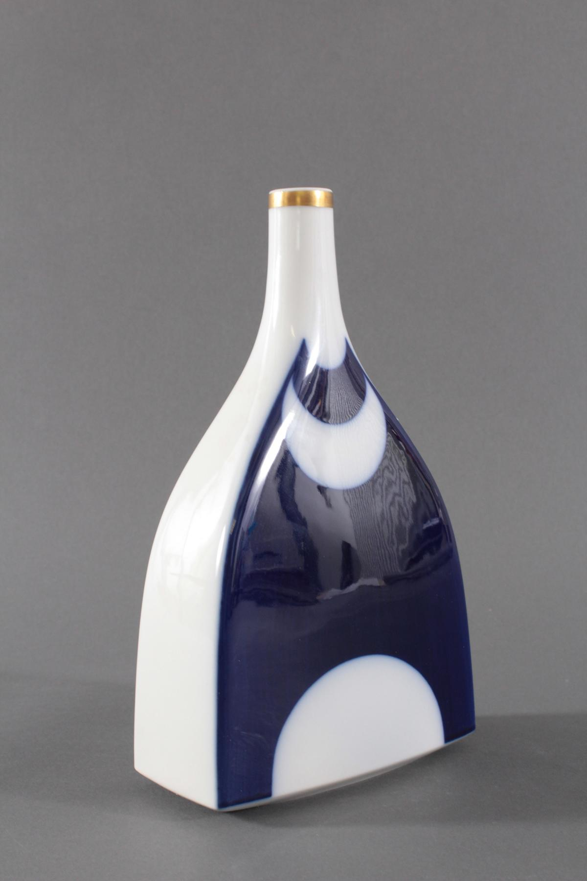 Vase, KPM Berlin, 1. Wahl, Entwurf: Trude Petri-2