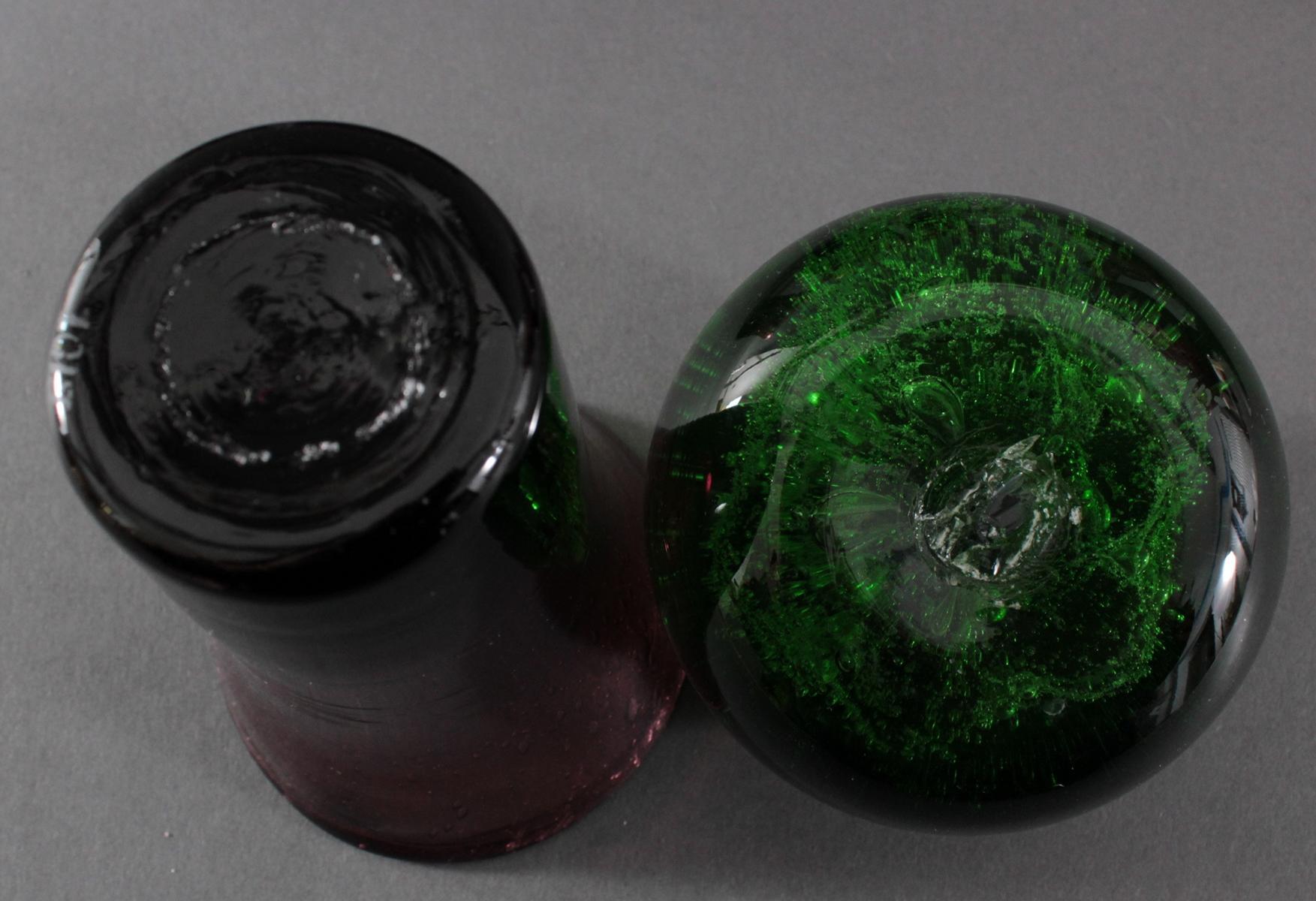 Biot: luftige Glaskunst aus der Provence. 9 Stück-2