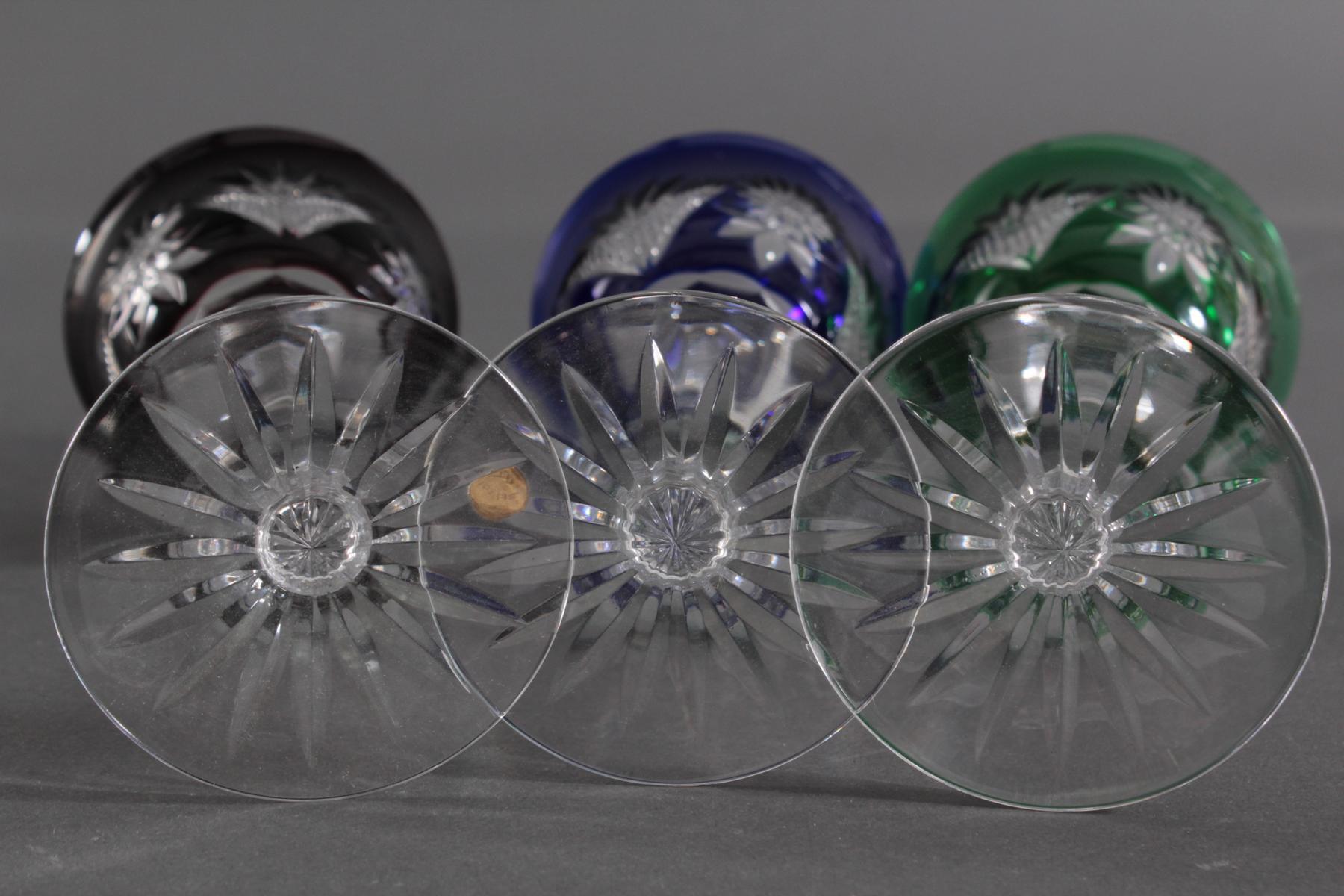 Drei Römer, Glashütte R&B-4