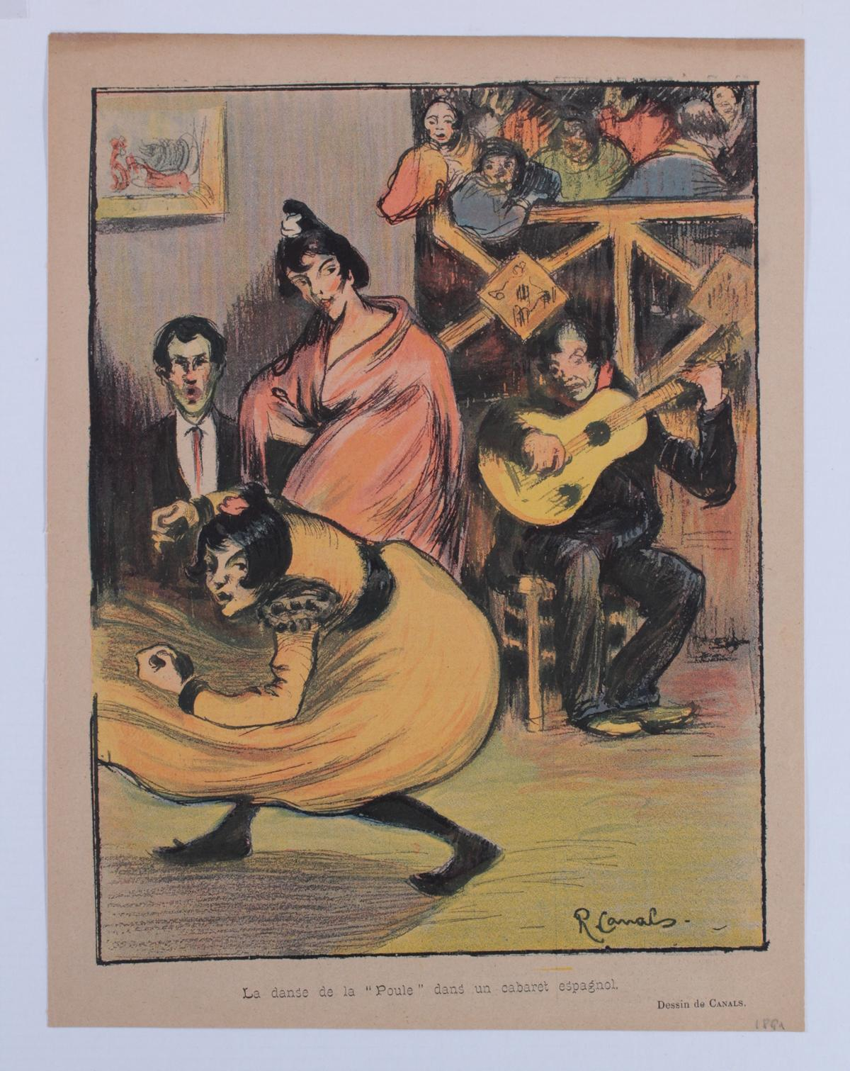Canals, Ricardo. Spanischer Maler (1876-1931)-2