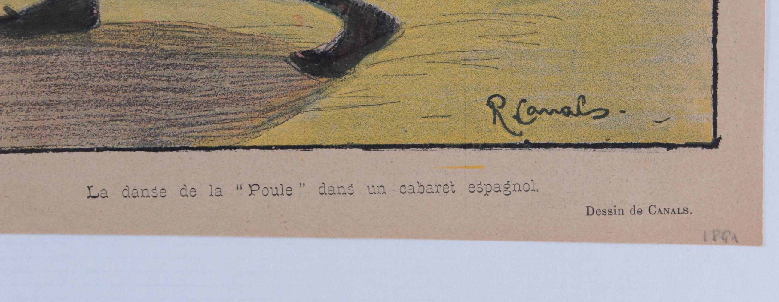 Canals, Ricardo. Spanischer Maler (1876-1931)-3