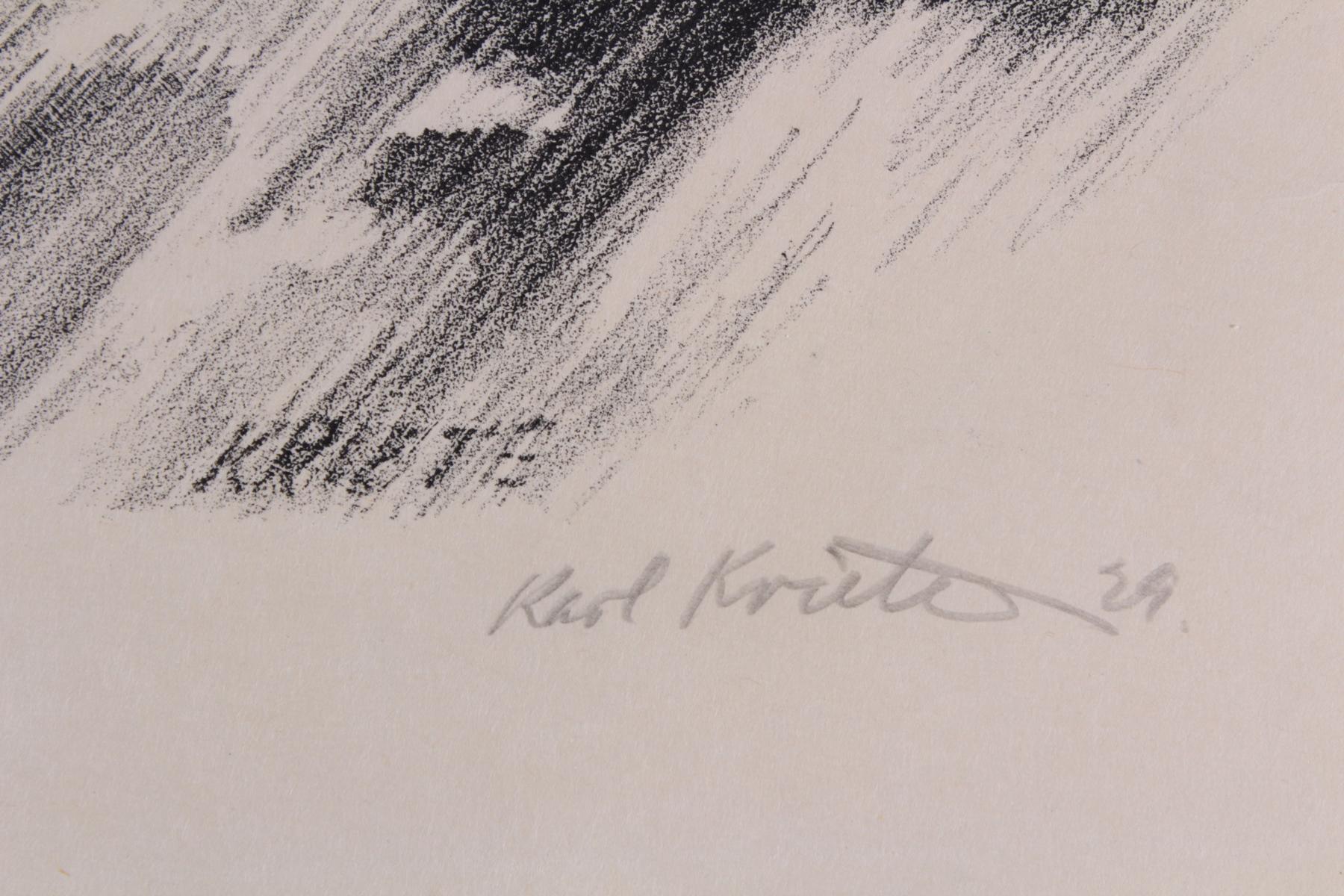 Karl Kriete (Fähr bei Bremen 1887 – 1968 Bremen )-3