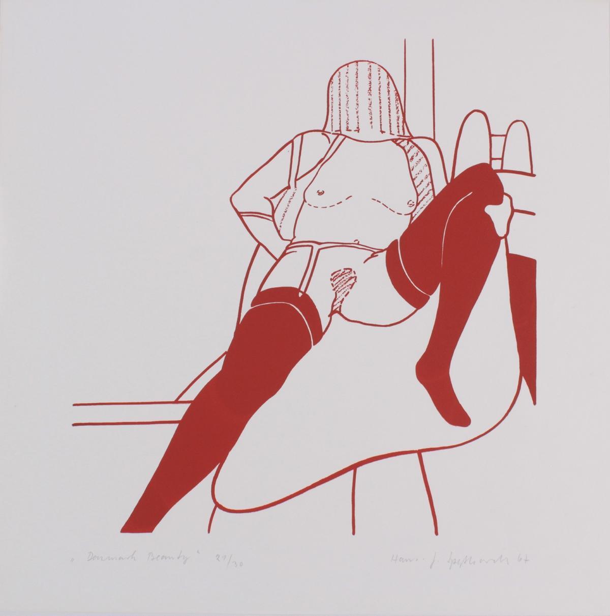 Hans Joachim Speßhardt (Berlin 1935 – lebt u. arbeitet in Berlin)-2