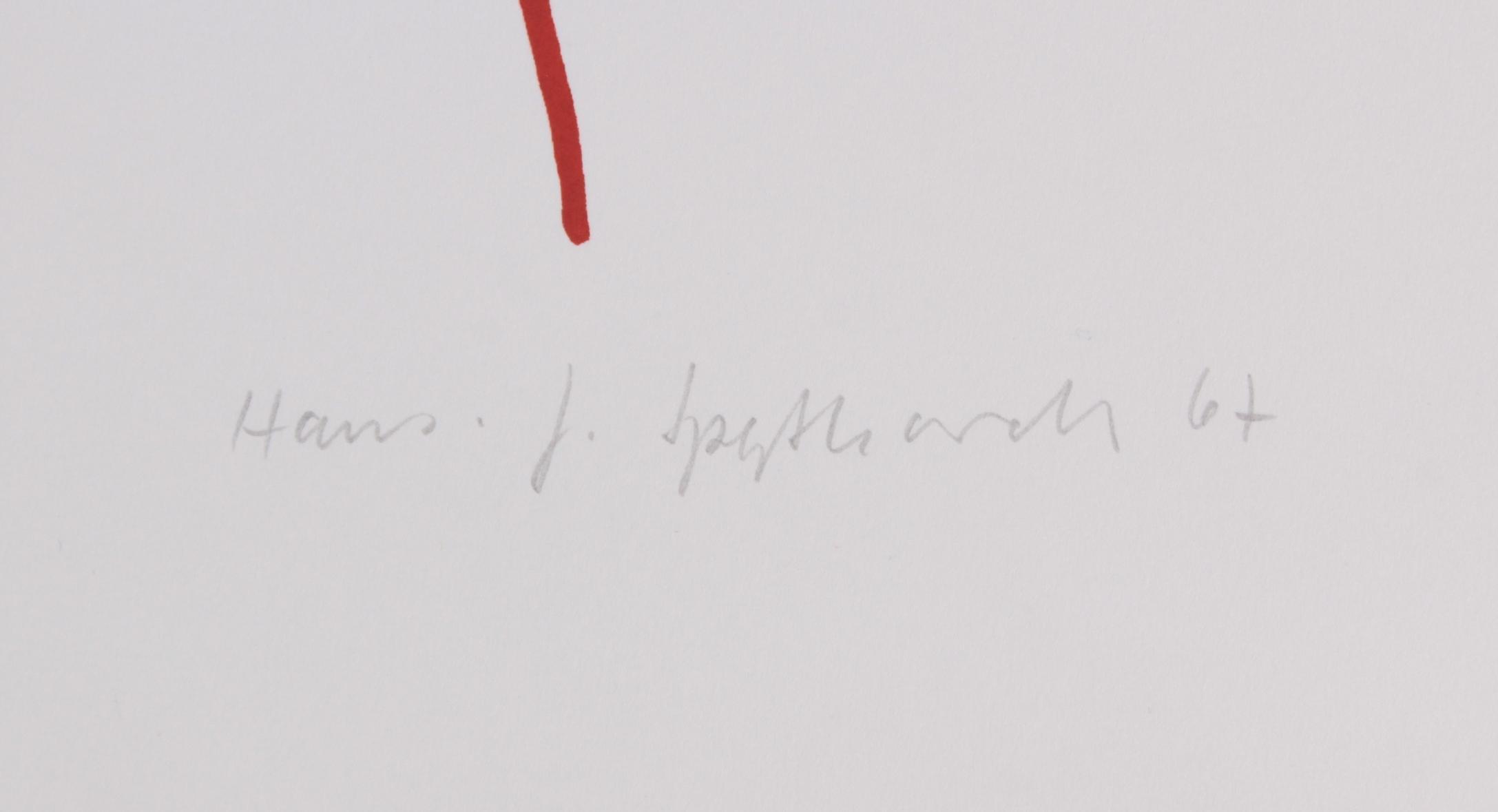 Hans Joachim Speßhardt (Berlin 1935 – lebt u. arbeitet in Berlin)-3