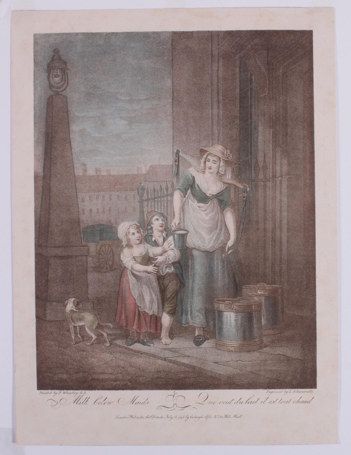 Luigi Schiavonetti (1765 – Bassano – 1810)-2