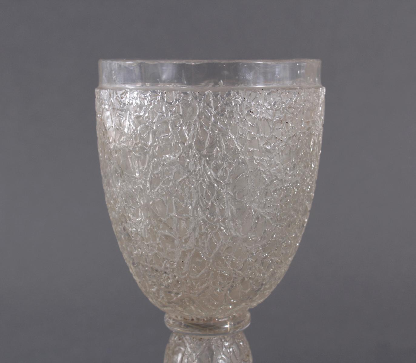 Paar Pokalgläser, 1850-1900-3