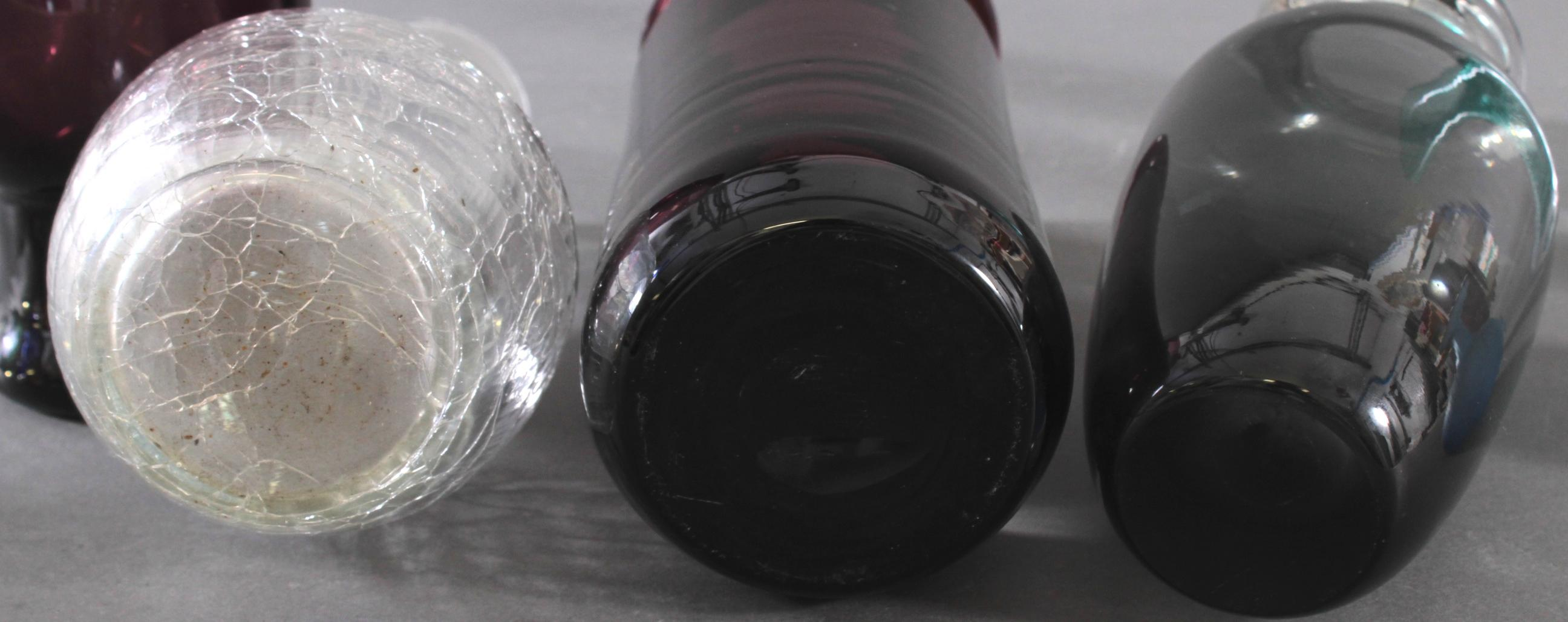 Konvolut von 10 Vasen-6