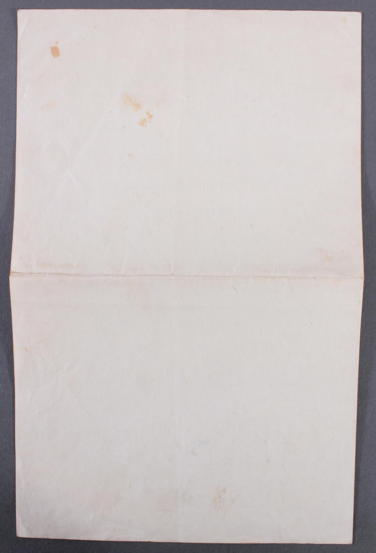 Urkunde mit Autograph Wilhelm Frick-3