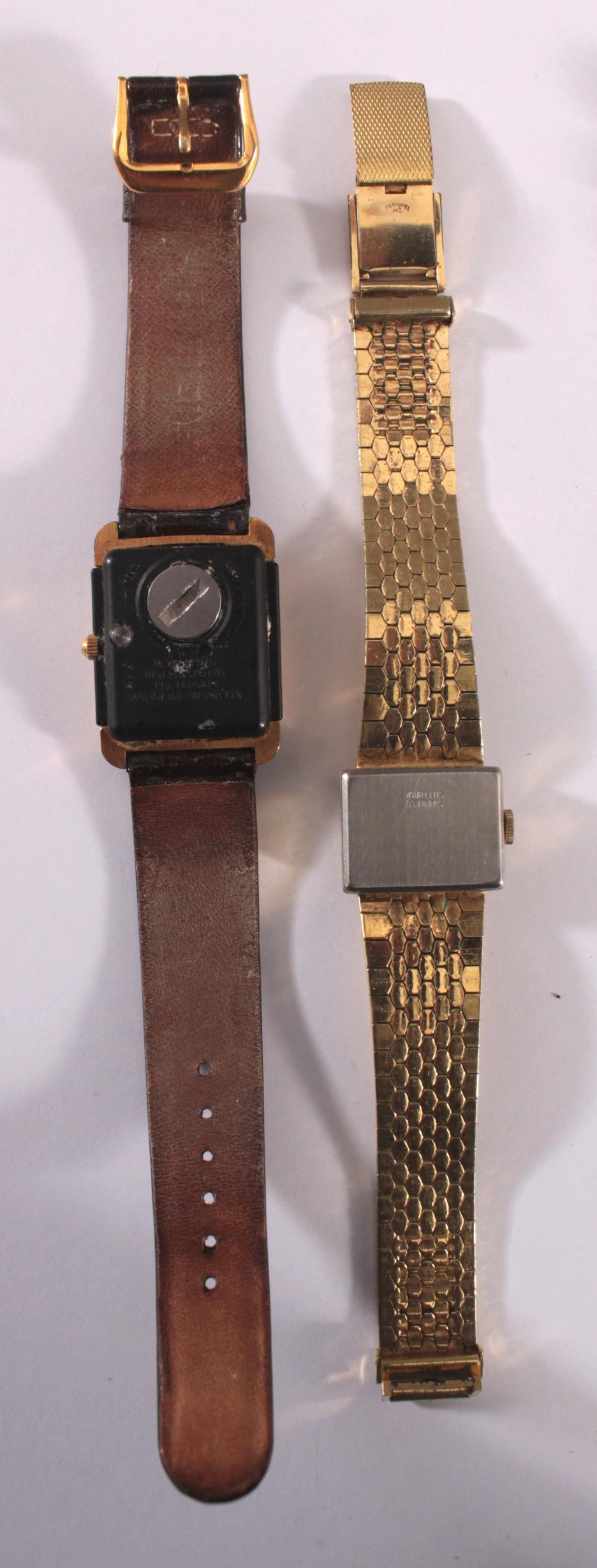 Konvolut Silberschmuck und Armbanduhren-4