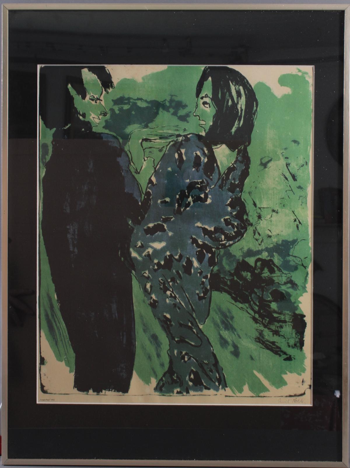 Emil Nolde (1867-1959) – Plakat