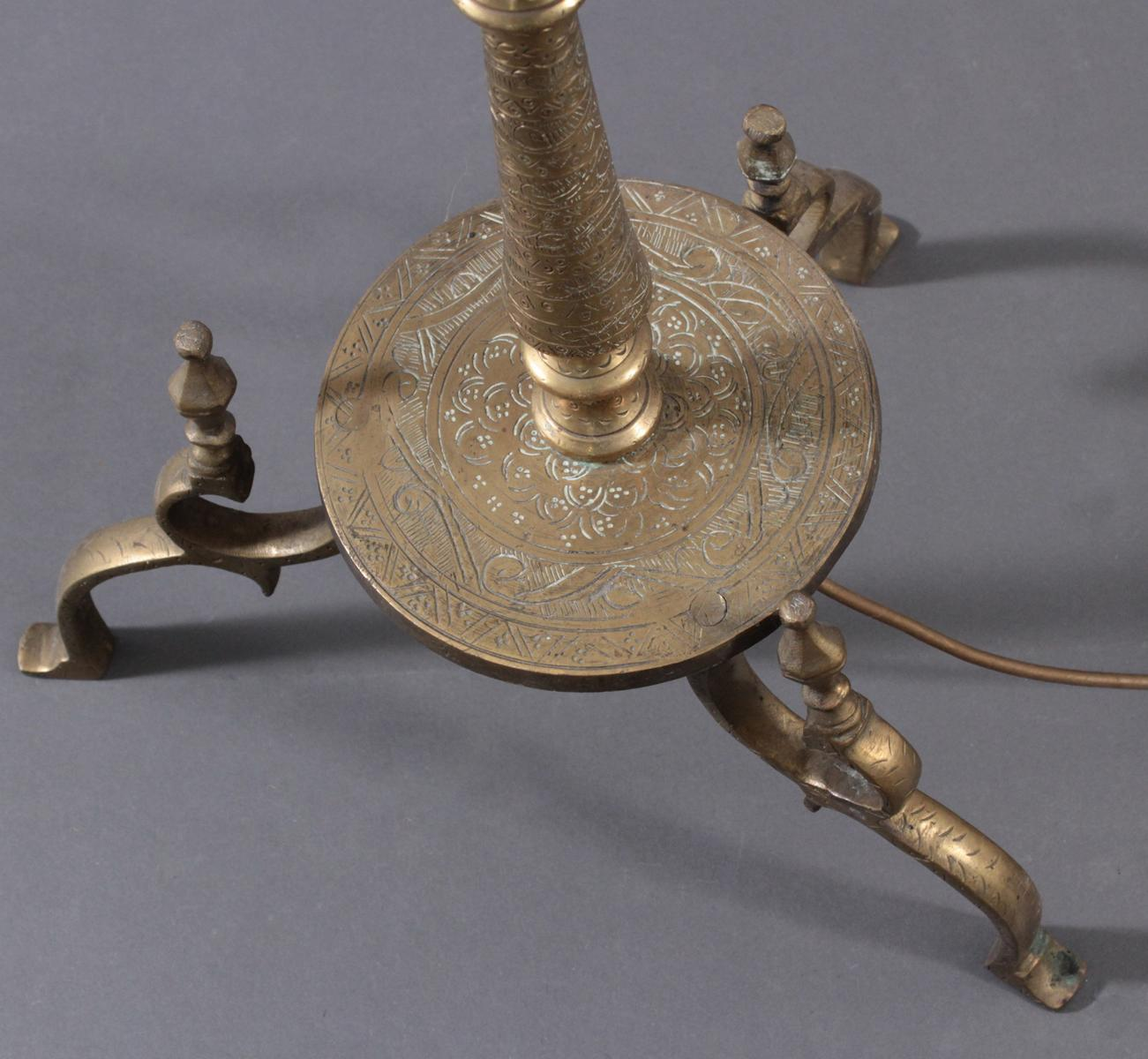 Stehlampe orientalisch-5