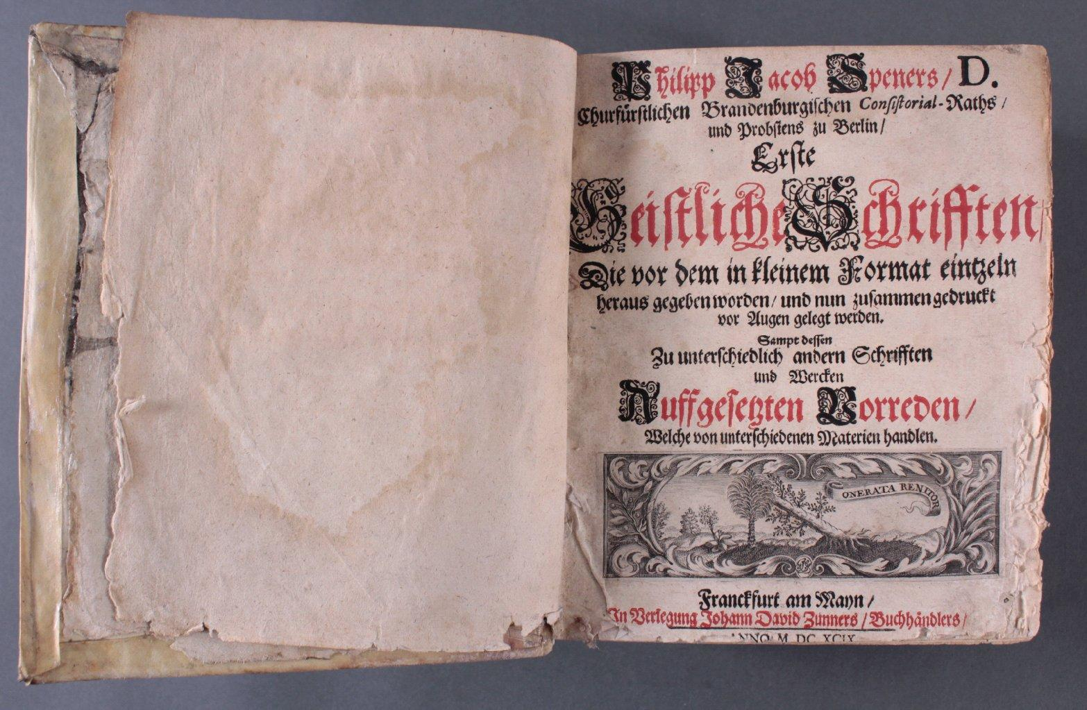 2 Bände Opera Ominia – Joh. Lightfooti, 1618-4