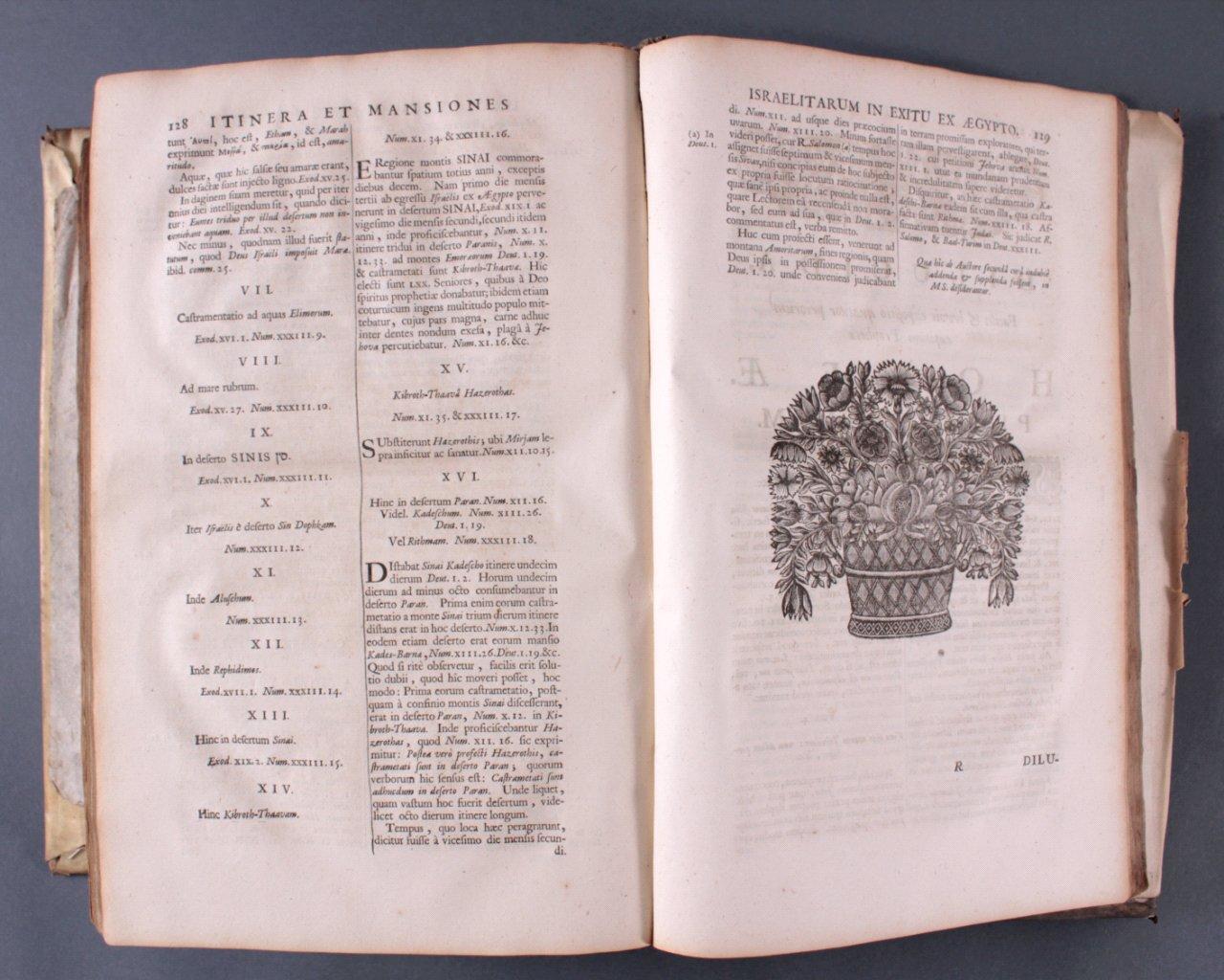 2 Bände Opera Ominia – Joh. Lightfooti, 1618-5